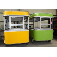 Buy cheap Convenient Electric Food Truck Non Toxic Eco - Friendly Paint Treatment from wholesalers