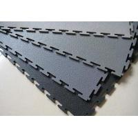 Buy cheap Plastic interlocking floor tile from wholesalers
