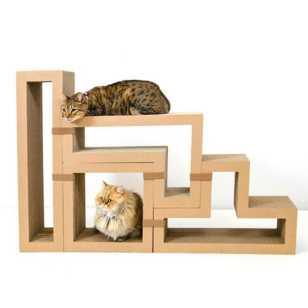 Cat Corner Wall Scratcher