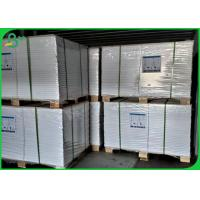 Buy cheap 70lb 80lb White Offset Printing Paper Roll With FSC Certification from wholesalers