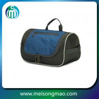 Buy cheap MSM 600 denier polyester oxford fabric hanging travel bag cosmetic case from wholesalers