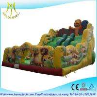 Buy cheap Hansel inflatable water sports games,inflatable pool toys,inflatable slides for sale from wholesalers