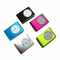 Buy cheap Clip Shape MP3 Player from wholesalers