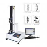 Buy cheap PC Servo Motor Universal Tensile Testing Machine 220V 5KN 500 KG 1PH from wholesalers