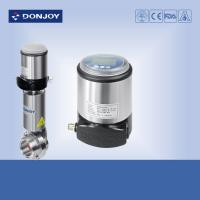 Buy cheap FDA Intelligent valve Positioner , stainless steel butterfly valves from wholesalers