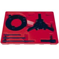 Buy cheap Harmonic Damper & Holding Puller Set Auto Repair Tool from wholesalers