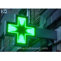 Buy cheap 65536 Levels Waterproof Led Pharmacy Sign For Advertisement MBI5020 from wholesalers