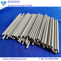 Buy cheap Zhuzhou Manufacturer Supply Various Sizes Solid Carbide Round Bar For Tool Parts from wholesalers