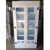 Buy cheap Chemical Lab Furniture PP Medicine Cabinet PP Chemical PP Reagent Cabinet from wholesalers
