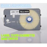 Buy cheap Petrochemical p touch tz tape 6mm - 12mm colorful sunlight Resistant from wholesalers