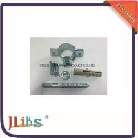 Buy cheap CNC Lathes Grinding / Milling Steel Pipe Clamps  Fitting With Blacking Polishing from wholesalers