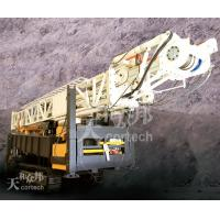 Buy cheap Hydraulic Rotary Air Circulation Drilling Rig , PS / 1100m Depth CMR1000A from wholesalers