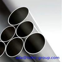Buy cheap S32750 ASME A789 A790 A450 A530 Duplex Stainless Steel Pipe For Industry product