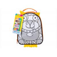 Buy cheap Drawing Your Own Children's School Backpacks , DIY Arts And Crafts Kits from wholesalers