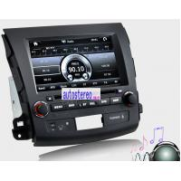 Buy cheap 8'' In Dash Car Headunit Multimedia GPS Autoradio for Mitsubishi from wholesalers