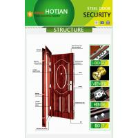 New Main Gate Designs And High Quality Steel Security Door
