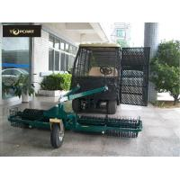 Buy cheap Practical Electric Car Golf Cart , Fully Enclosed Golf Carts Two Seater To Pick Up from wholesalers