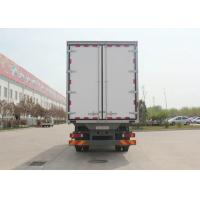 Buy cheap SINOTRUK Refrigerated Van Truck For Frozen Food High Temperature Stability 20CBM from wholesalers