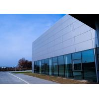 Buy cheap Fireproof Aluminum Panel Curtain Wall / ACP Aluminium Composite Panel For Commercial Building from wholesalers