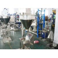 Buy cheap Vertical Milk  Automatic Powder Packing Machine 380 / 220V 0.9KW Low Maintenance from wholesalers
