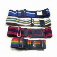 Buy cheap Luggage Strap, Available in Various Sizes from wholesalers