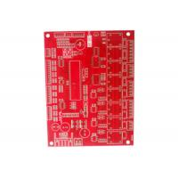 Buy cheap Variable Frequency Controller Copper Clad PCB / Rigid Bare PCB Board High Density from wholesalers