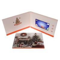 Buy cheap Promotion Gift LCD Video Greeting Card With 128MB - 4 GB Big Memory from wholesalers