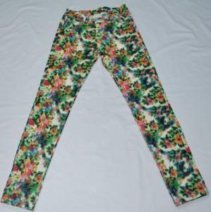 Buy cheap Flower Metallic Jeans (CFW009ML) product