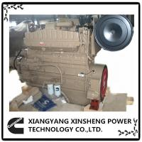 China NTA855-P450 Water cooled CCEC 6 Cylinder Diesel Crate Engine For Diesel Water Pump Set on sale
