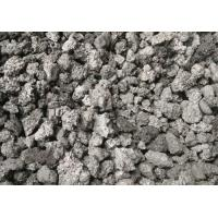 Buy cheap High Carbon Pitch Coke , Green Delayed Petroleum Coke As Auxiliary Additive from wholesalers