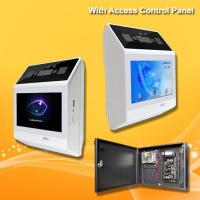 Buy cheap Biometric Recognition Iris Access Control System With Voice Prompt Speaker from wholesalers