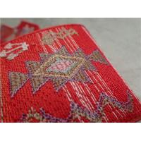 China Self - Adhesive Custom Clothing Patches Colored Silk Embroidery Pattern on sale