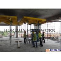 Buy cheap Concrete Slab Formwork Systems 2.5m x 5m easily moved by trolley and C hook from wholesalers