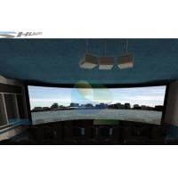 Buy cheap Special Effect 4D Cinema System With Motion Chair , Flat / Arc/ Circular / Globular Screen product