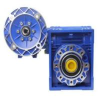 Buy cheap NMRV + NMRV Speed Reduction Gearbox 2.6N.M - 1074 N.M Die Cast Aluminum Alloy Body product