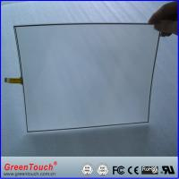 Buy cheap 19 inch USB 4 wire resistive touch screen film USB interface cables from wholesalers
