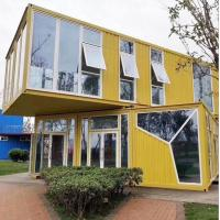Buy cheap Shipping Luxury Shipping Container Homes ,  Modern Container Homes Witih Furniture from wholesalers