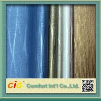 Buy cheap Environmental PVC Artificial Leather Cloth For Sofa / Car Seat / Luggage Tear-Resistant product