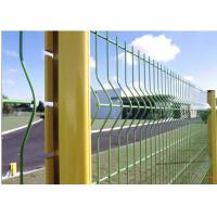 Buy cheap Stainless Steel Highway Fence High Tensile Strength Easily Assembled For Safe Driving from wholesalers