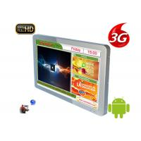 Buy cheap Android 4.4.2 System 3G Wireless Bus LCD Display 22'' Digital Signage Ad Monitor from wholesalers