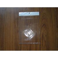 Buy cheap LDPE / PP BOPP Header Bags Clear Polypropylene for Candy from wholesalers
