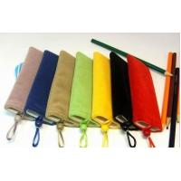 Buy cheap High Flexibility Flannel bags Drawstring Jewelry Bags Rich Colors Nylon Canvas Bag from wholesalers