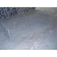 Buy cheap Double Twist Hexagonal Gabion Reno Mattress For River Bed Protection from wholesalers