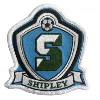 Buy cheap Shipley Cloth Embroidery Patch&Badge from wholesalers