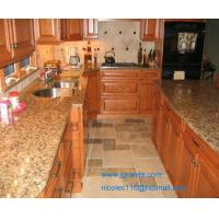 Buy cheap Marble &Granite Stone Counter Top as kitchen and bathroom building material from wholesalers