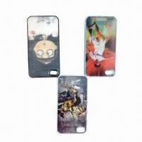 Buy cheap High-quality Mobile Phone Case, Easy-to-change 3D Card, Wonderful 3D Depth product
