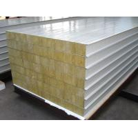 Buy cheap Pre Painted Composite Sandwich Panels Width 1000mm Polyurethane Sandwich Panel from wholesalers
