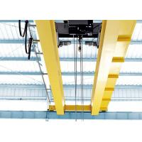 Buy cheap Pendent / Remote Control Material Handling Equipment Double Girder Industrial Electric Hoist 2 ton 5 ton to 80 ton from wholesalers