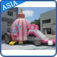 Buy cheap Inflatable Princess Bounce House for Girl Birthday Party from wholesalers