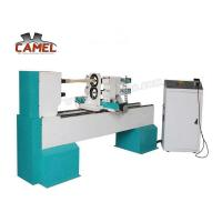 Buy cheap CA-1516 CNC Wood Turning Lathe/wood lathe machine for base ball bat making from wholesalers